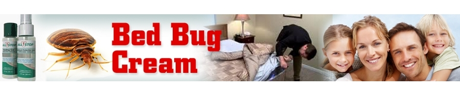 bed bug creams
